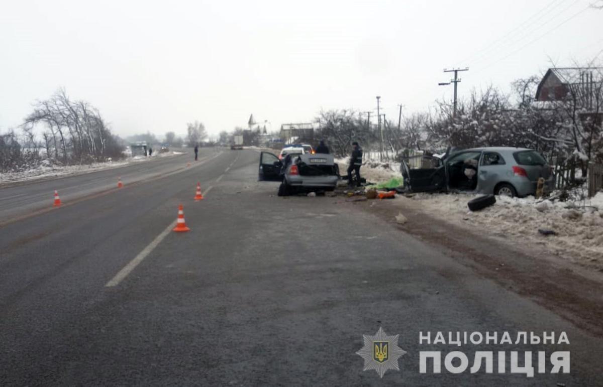 У жахливій ДТП на Житомирщині загинули троє кам'янчан (Оновлено), фото-1