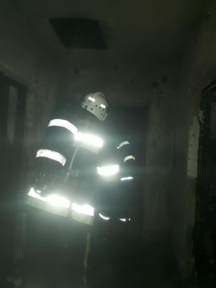 На Кам'янеччині палав житловий будинок, фото-1