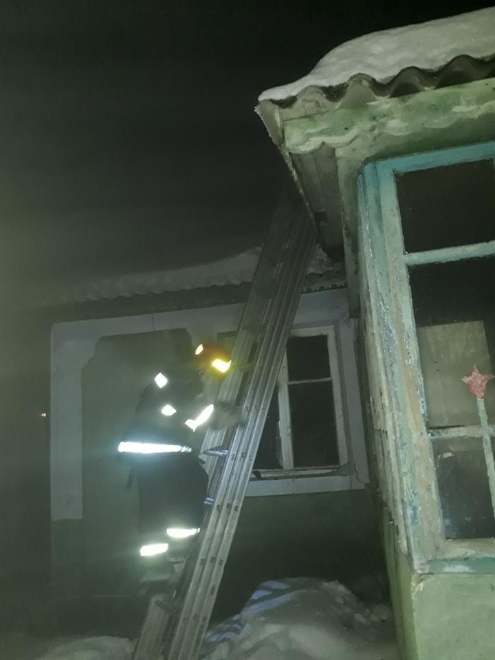 На Кам'янеччині палав житловий будинок, фото-2
