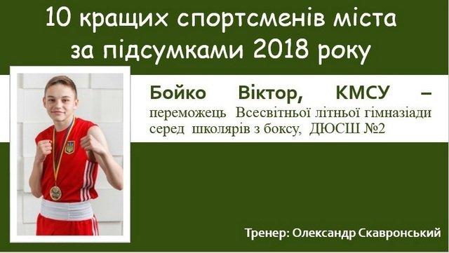 Спортивні підсумки 2018 року: ТОП-10 кращих спортсменів Кам'янця-Подільського, фото-6
