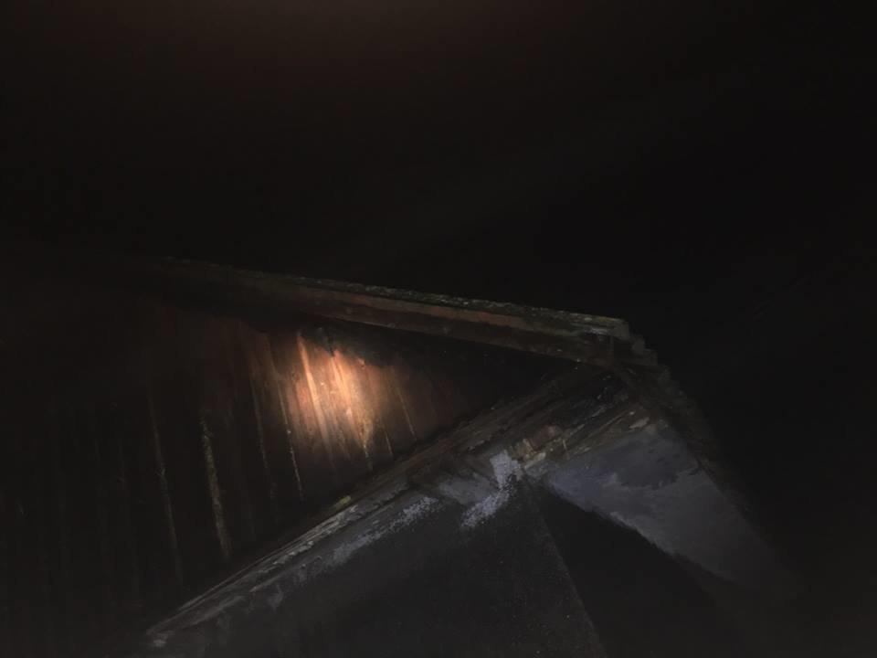 Пожежа у селі Княжпіль, фото-1