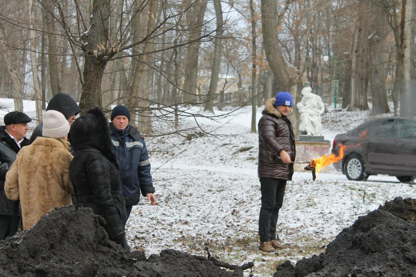У парку Героїв Євромайдану розпочалися розкопки: відомі перші результати, фото-2
