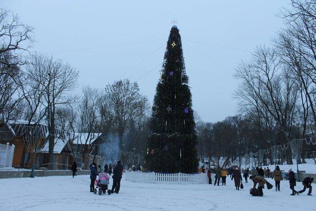 На різдвяні свята колядував увесь Кам'янець (Фото), фото-1