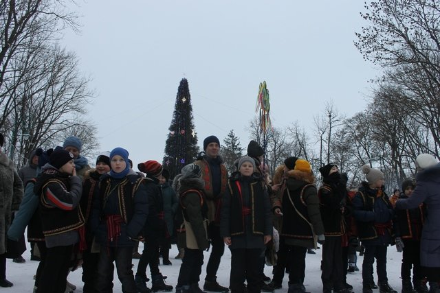 На різдвяні свята колядував увесь Кам'янець (Фото), фото-5