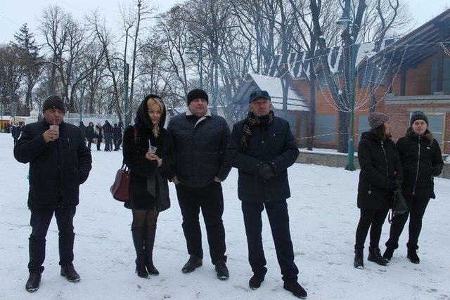 На різдвяні свята колядував увесь Кам'янець (Фото), фото-6