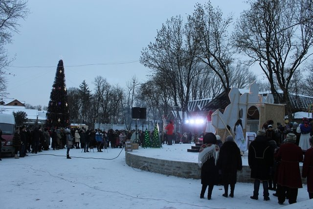 На різдвяні свята колядував увесь Кам'янець (Фото), фото-8