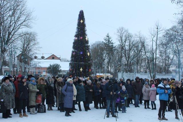 На різдвяні свята колядував увесь Кам'янець (Фото), фото-9