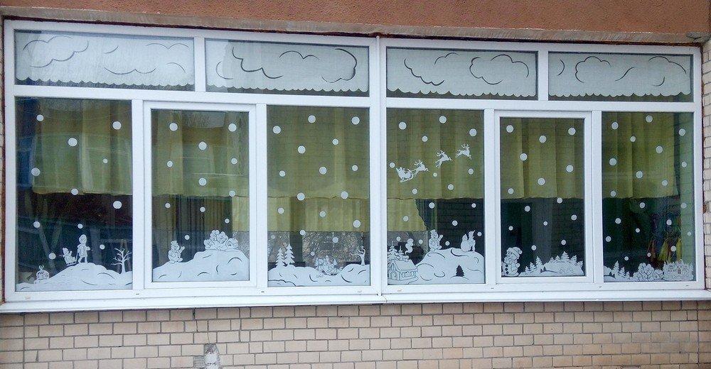 """У садочках міста підсумували фестиваль """"Морозець малює візерунки"""", фото-2"""
