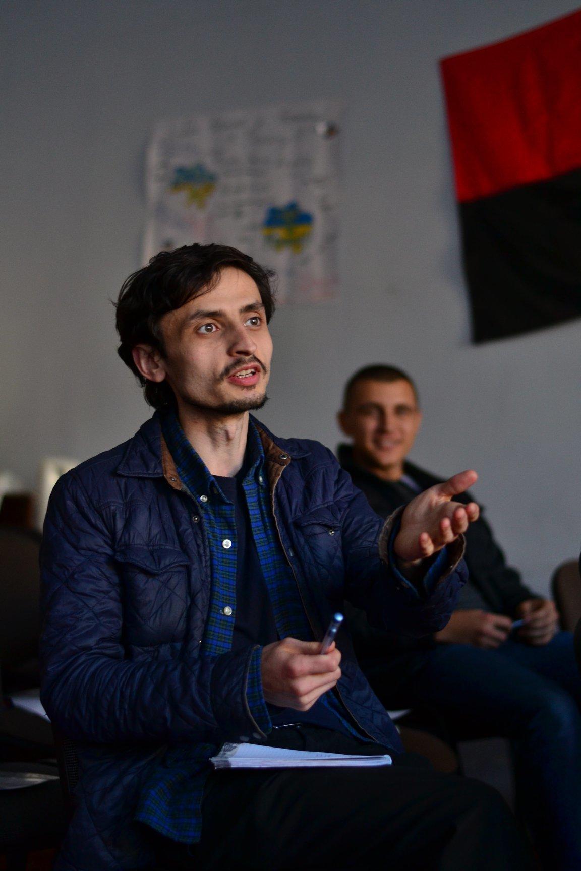 Як навчають соціальному підприємництву ветеранів АТО у Кам'янці-Подільському, фото-8