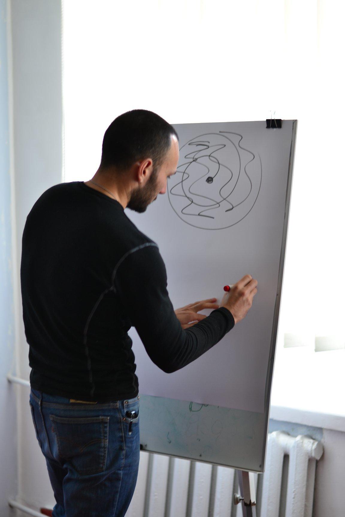 Як навчають соціальному підприємництву ветеранів АТО у Кам'янці-Подільському, фото-10