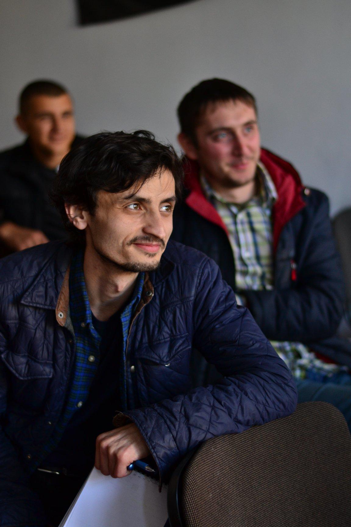 Як навчають соціальному підприємництву ветеранів АТО у Кам'янці-Подільському, фото-14