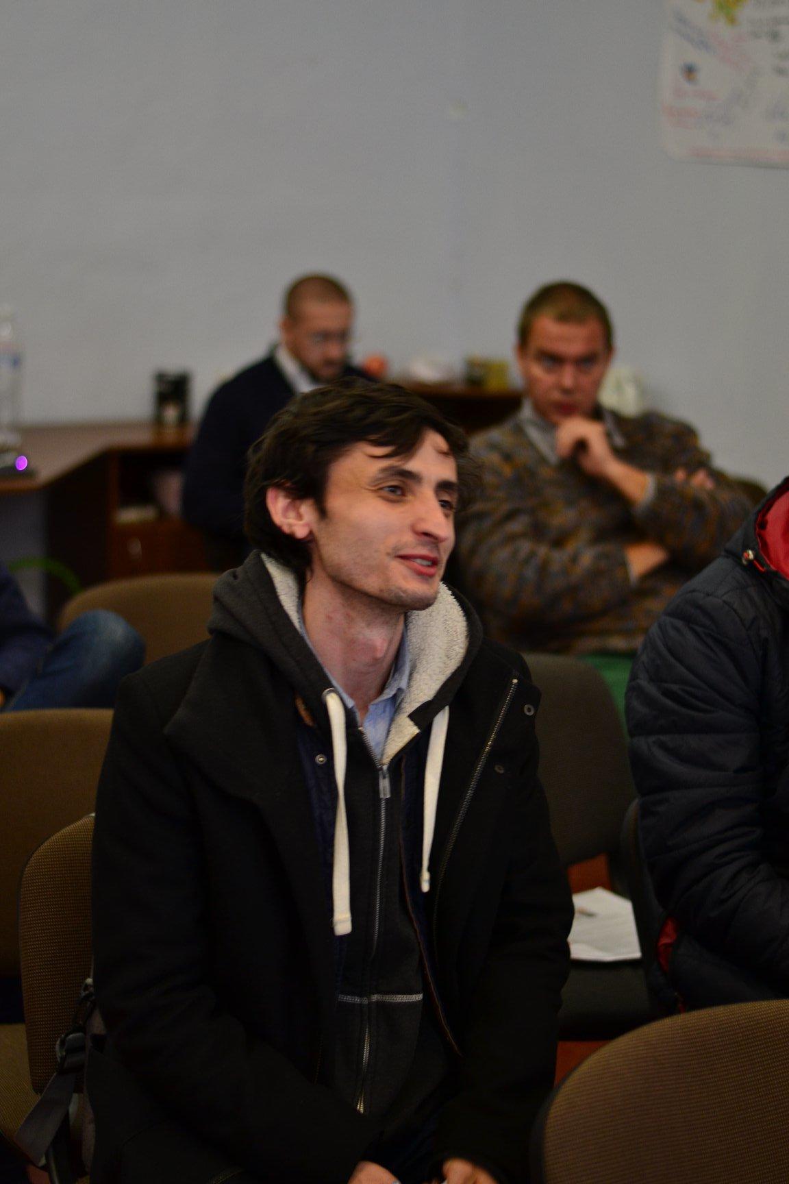 Як навчають соціальному підприємництву ветеранів АТО у Кам'янці-Подільському, фото-4