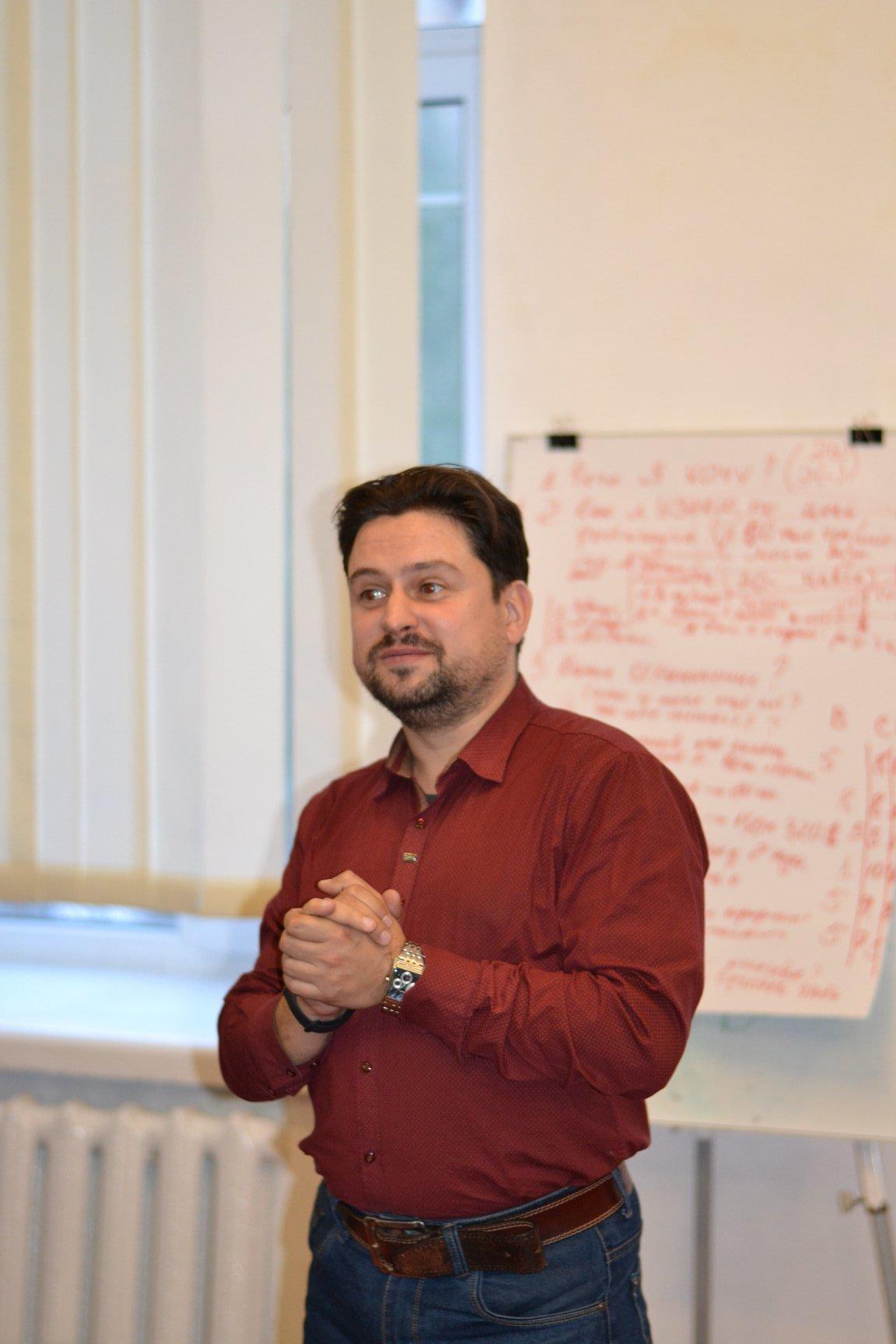 Як навчають соціальному підприємництву ветеранів АТО у Кам'янці-Подільському, фото-6