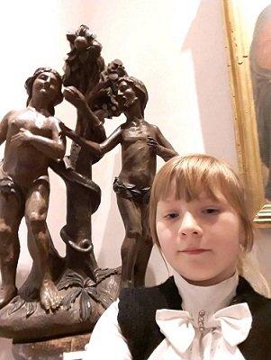 """Музей-заповідник визначив переможців акції """"Селфі в музеї"""", фото-1"""