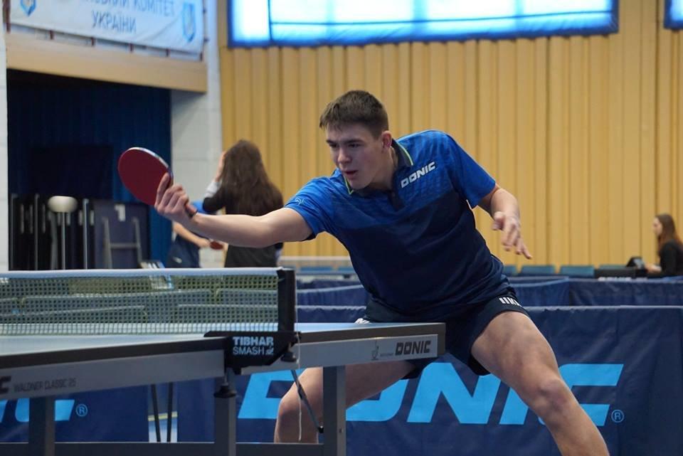 Троє кам'янецьких тенісистів стали чемпіонами Всеукраїнських змагань з настільного тенісу, фото-3
