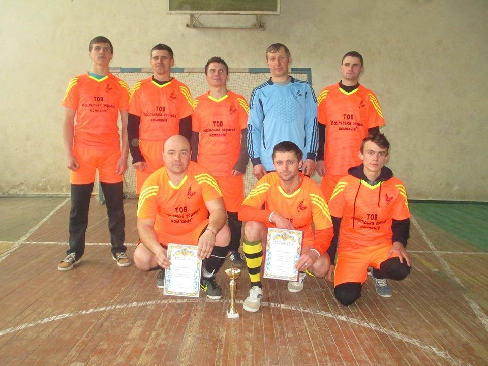 Змагання з футзалу на першість Староушицької ОТГ, фото-1