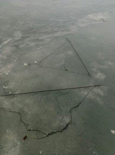 На Хмельниччині з початку лютого вилучено понад 100 метрів сіток, фото-1