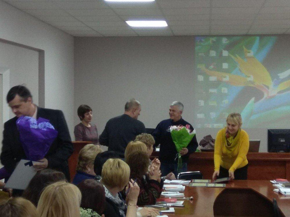 У Кам'янці нагородили вчителів, які стали призерами фахових конкурсів , фото-1