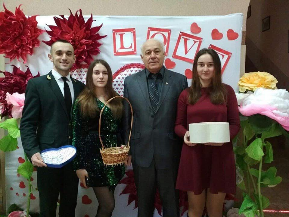 День Св. Валентина у Податковому коледжі, фото-21
