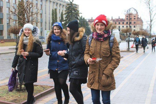 День закоханих у Кам'янці-Подільському, фото-37