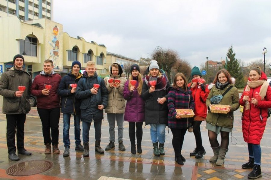 День закоханих у Кам'янці-Подільському, фото-38