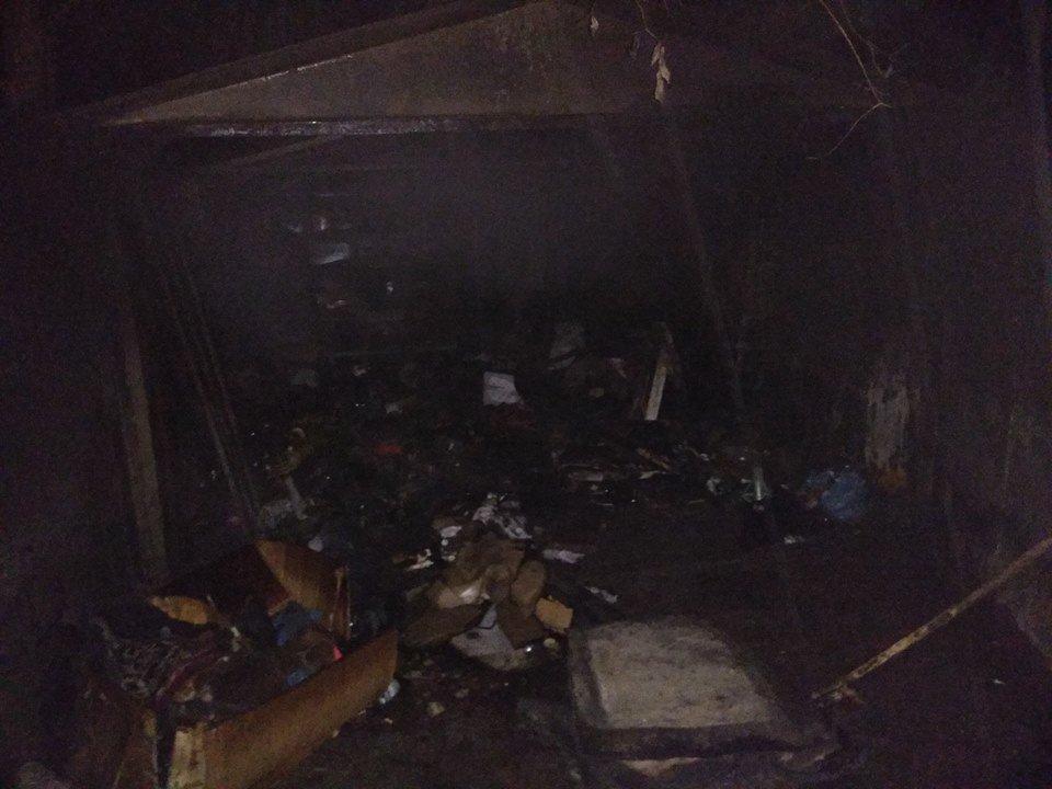 На вулиці Короленка сталась пожежа, фото-1