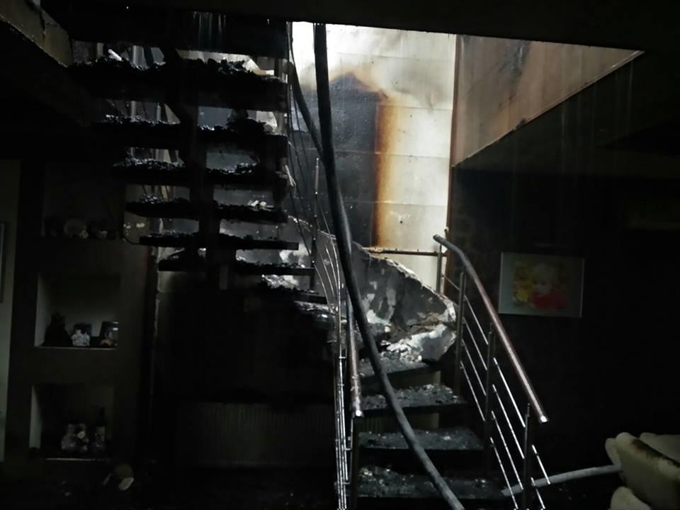 Пожежа житлового будинку  у селі Довжок, фото-2