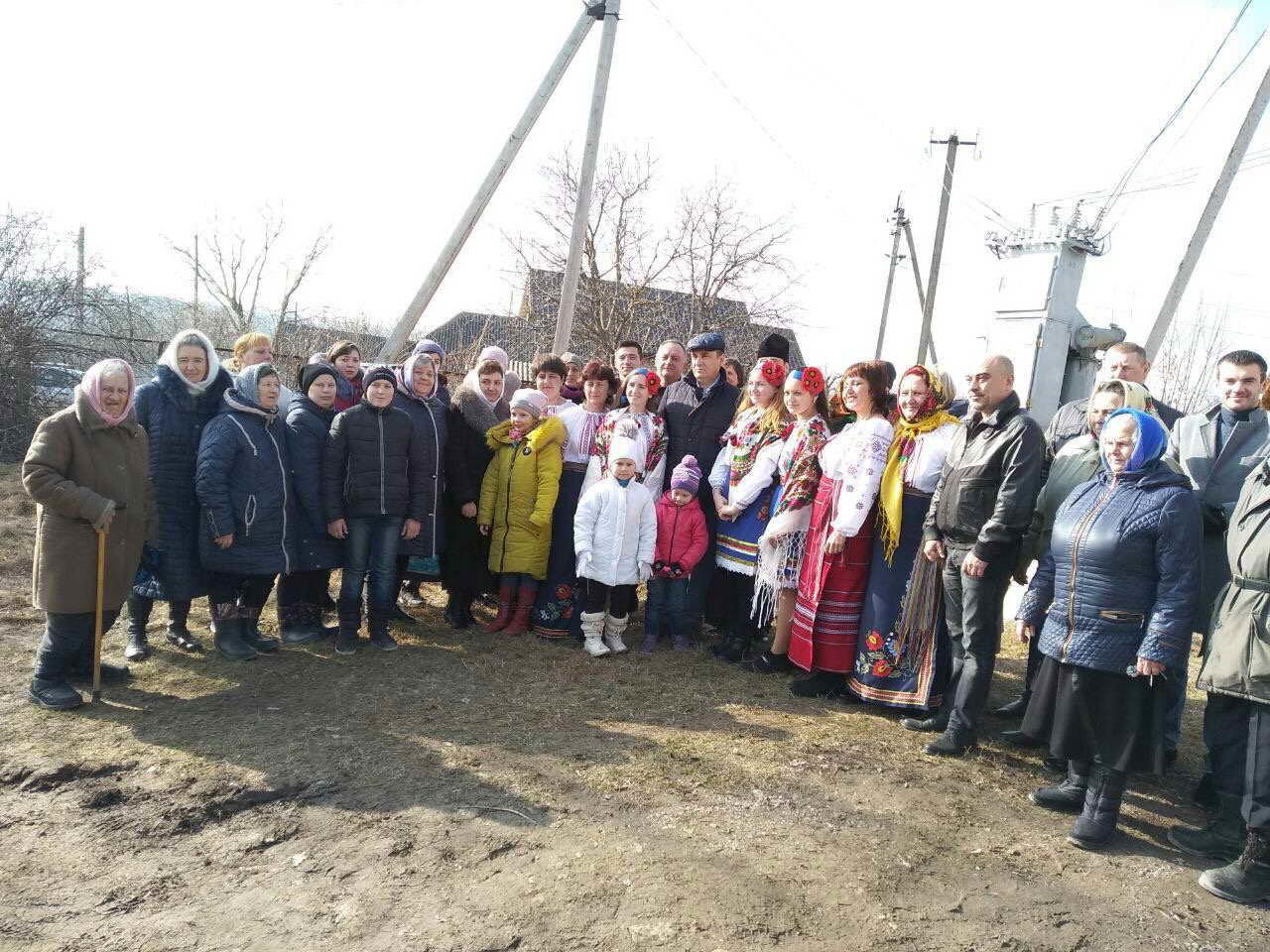 Слобідко-Кульчієвецька ОТГ проводить реконструкцію вуличного освітлення, фото-1