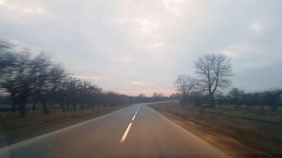 Служба місцевих автодоріг проінспектувала дороги Кам'янеччини відремонтовані у 2018 році, фото-1