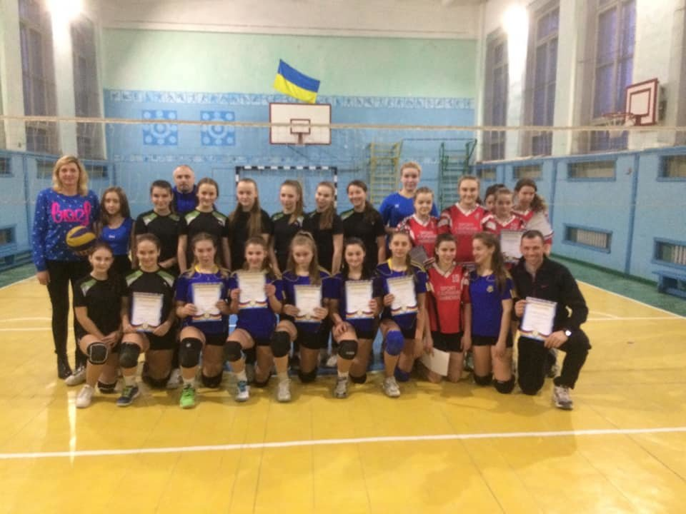 Міська Спартакіада з волейболу серед дівчат, фото-1