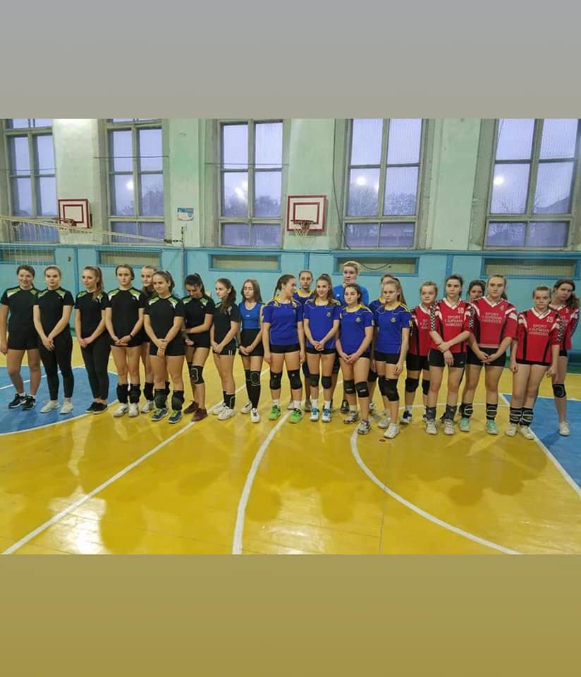 Міська Спартакіада з волейболу серед дівчат, фото-2