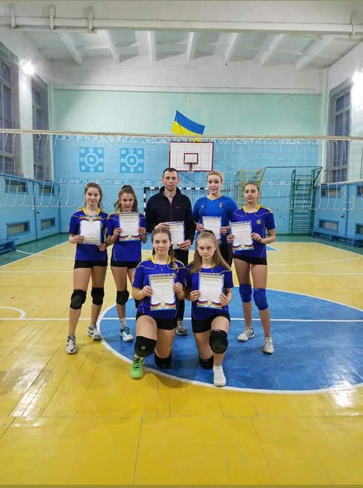 Міська Спартакіада з волейболу серед дівчат, фото-3