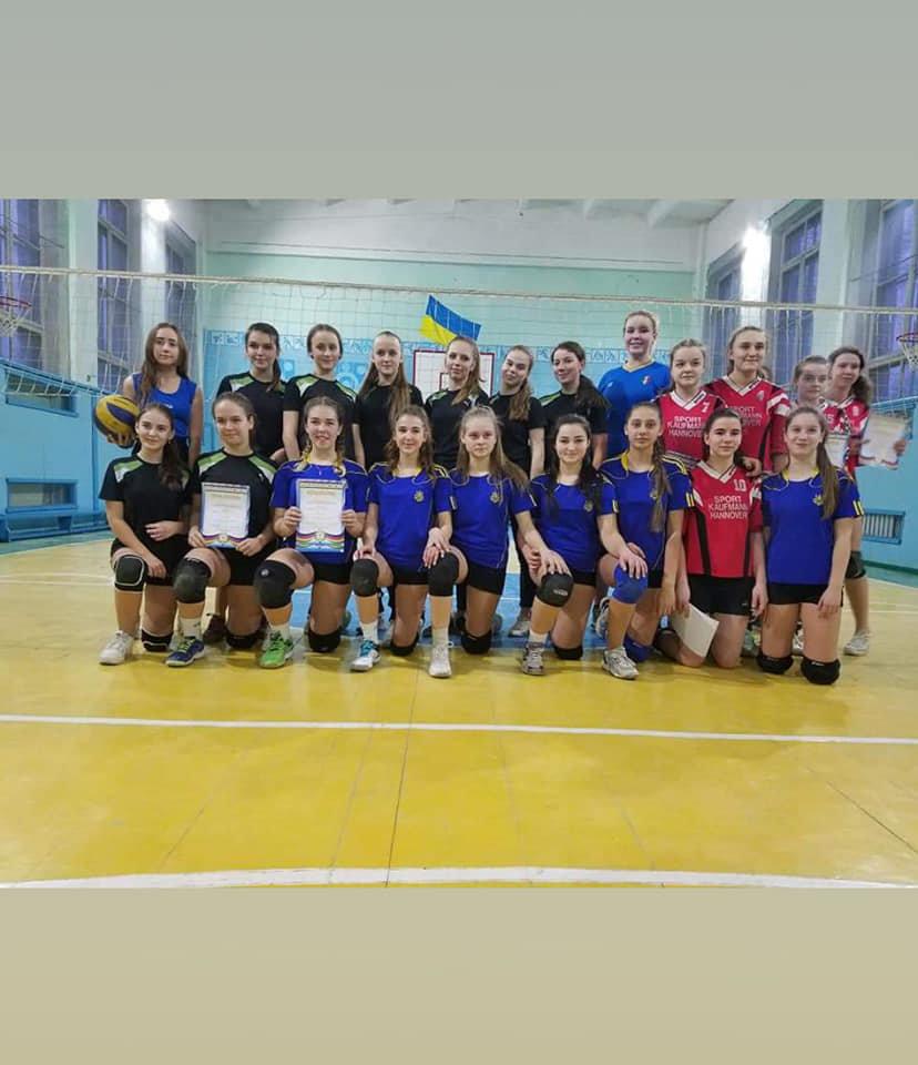Міська Спартакіада з волейболу серед дівчат, фото-4