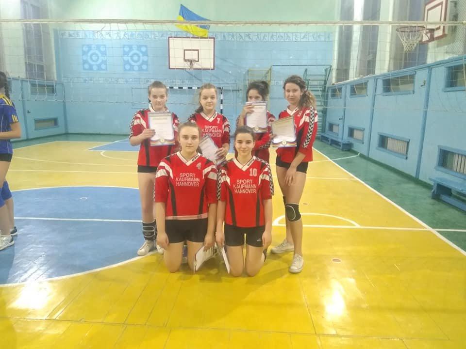 Міська Спартакіада з волейболу серед дівчат, фото-5
