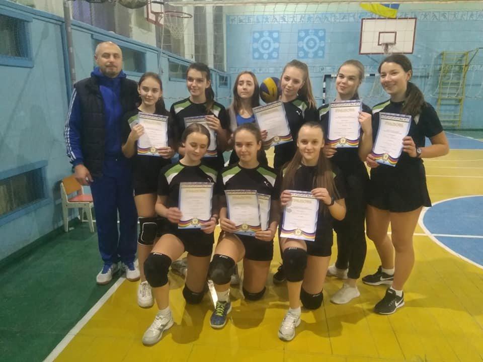Міська Спартакіада з волейболу серед дівчат, фото-6