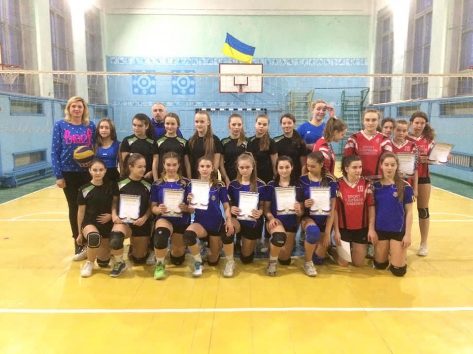 Міська Спартакіада з волейболу серед дівчат, фото-7