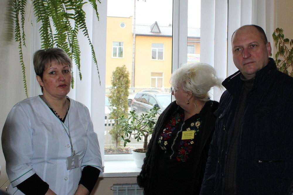 Центр первинної медико-санітарної допомоги відкрили у Гуменецькій ОТГ, фото-10