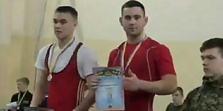 Студенти ПДАТУ увійшли до збірної Хмельницької області з важкої атлетики, фото-1