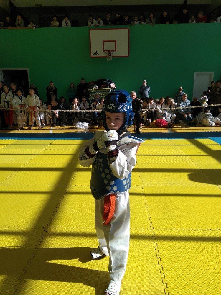 Юні кам'янецькі тхеквондисти підкорювали чемпіонат Житомирської області, фото-2