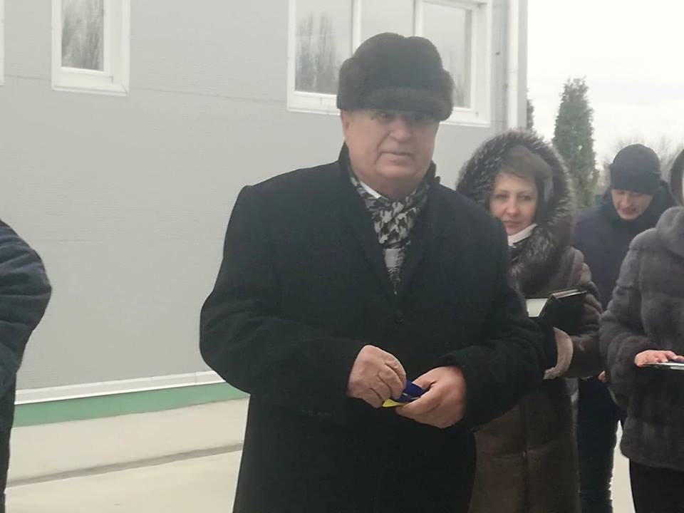 У Кам'янці-Подільському відкрили нову електростанцію, фото-2