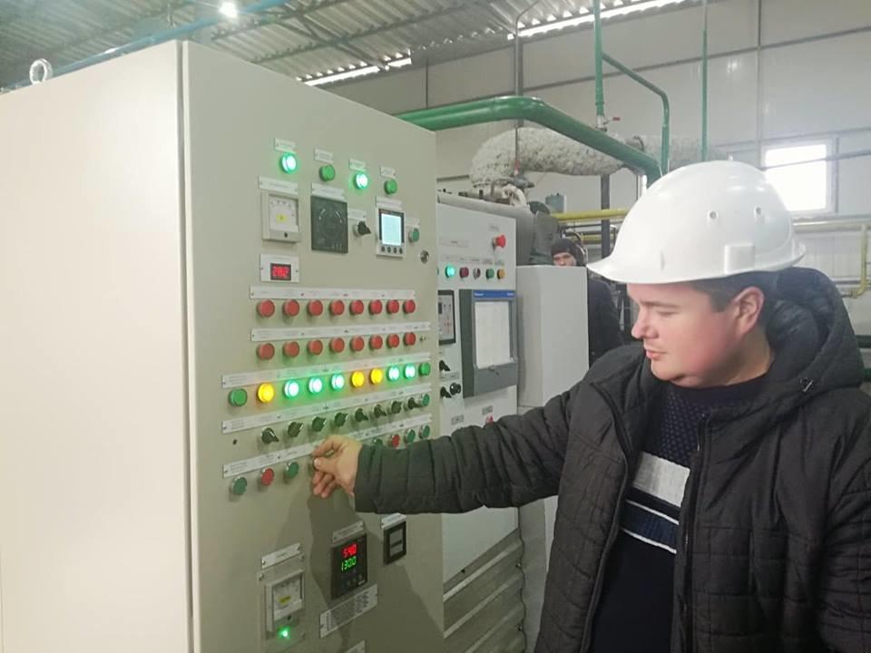 У Кам'янці-Подільському відкрили нову електростанцію, фото-6