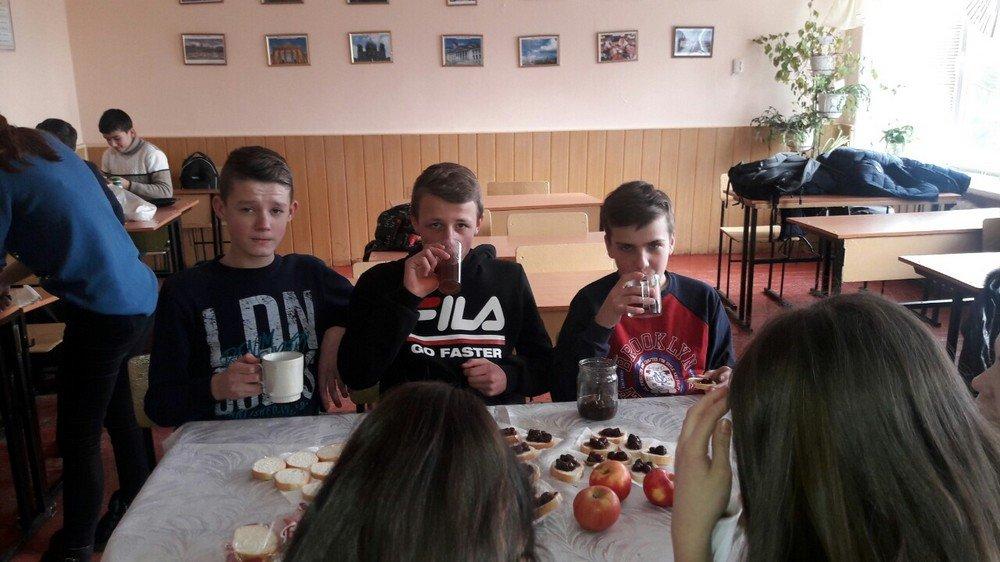 Одна зі шкіл Кам'янця працює за Всеукраїнською програмою здорового харчування, фото-3