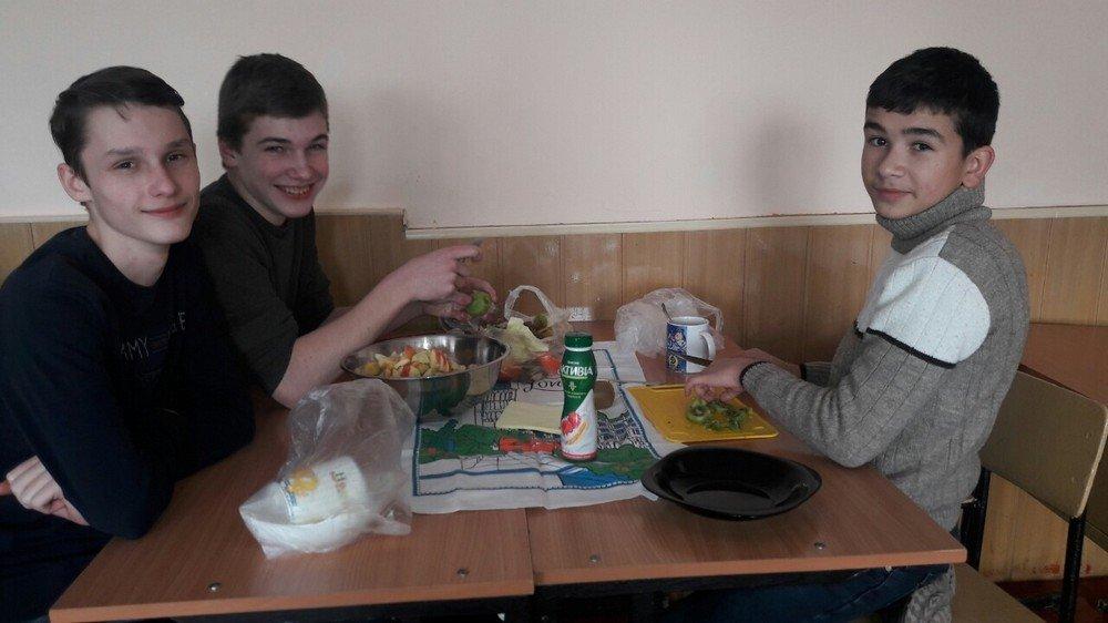 Одна зі шкіл Кам'янця працює за Всеукраїнською програмою здорового харчування, фото-5