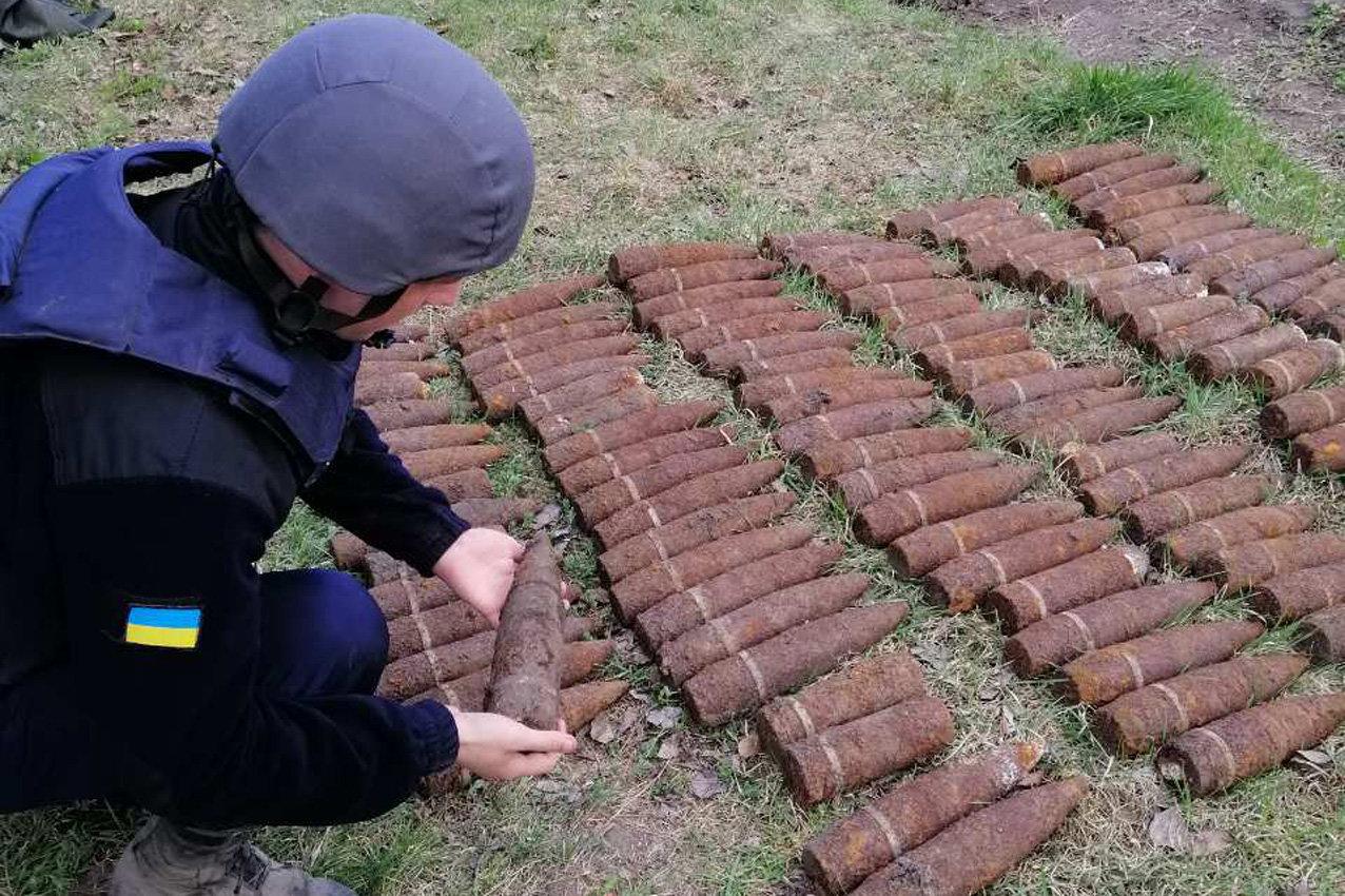 Понад 200 вибухонебезпечний предмет виявили на Кам'янеччині, фото-2