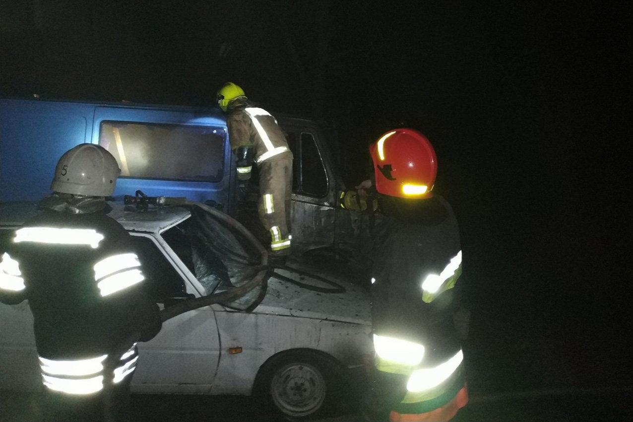 За минулу добу у Кам'янці ліквідували три пожежі, ймовірною причиною яких були підпали, фото-2
