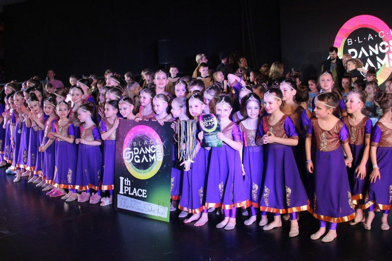 """""""Adjanta Dance Studio"""" привезла із Вінниці серію нагород, фото-5"""