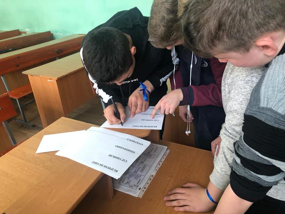 Студенти Податкового коледжу навчають школярів фінансової грамотності, фото-10