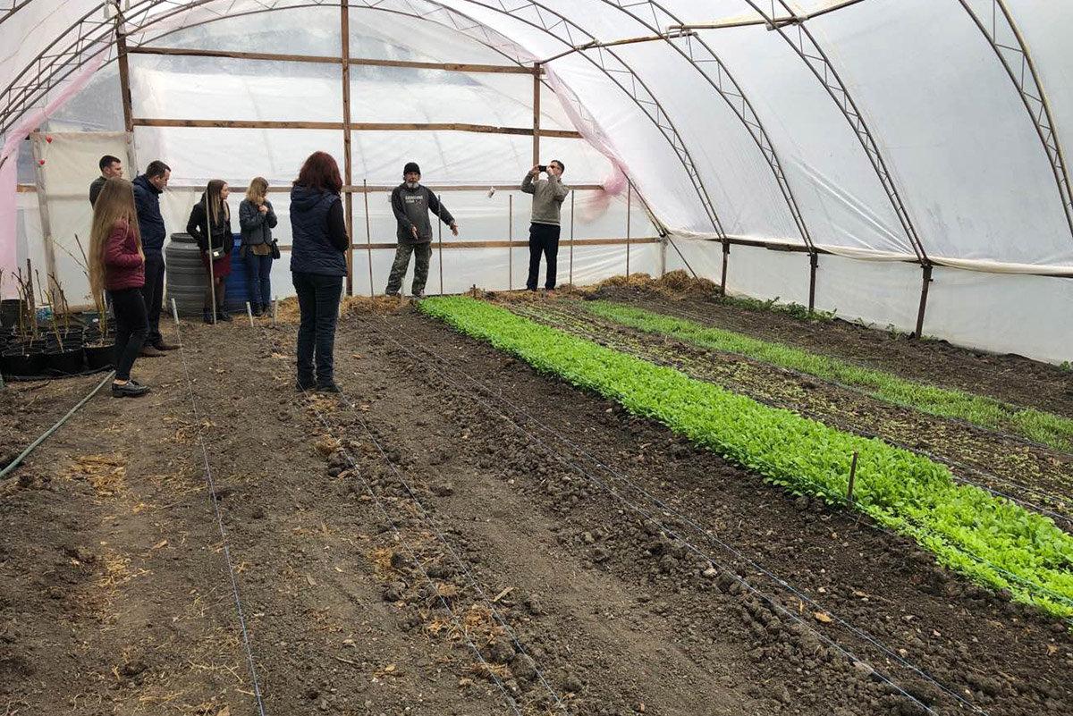 Американський фермер з Дунаєвеччини поділився досвідом із студентами ПДАТУ, фото-1