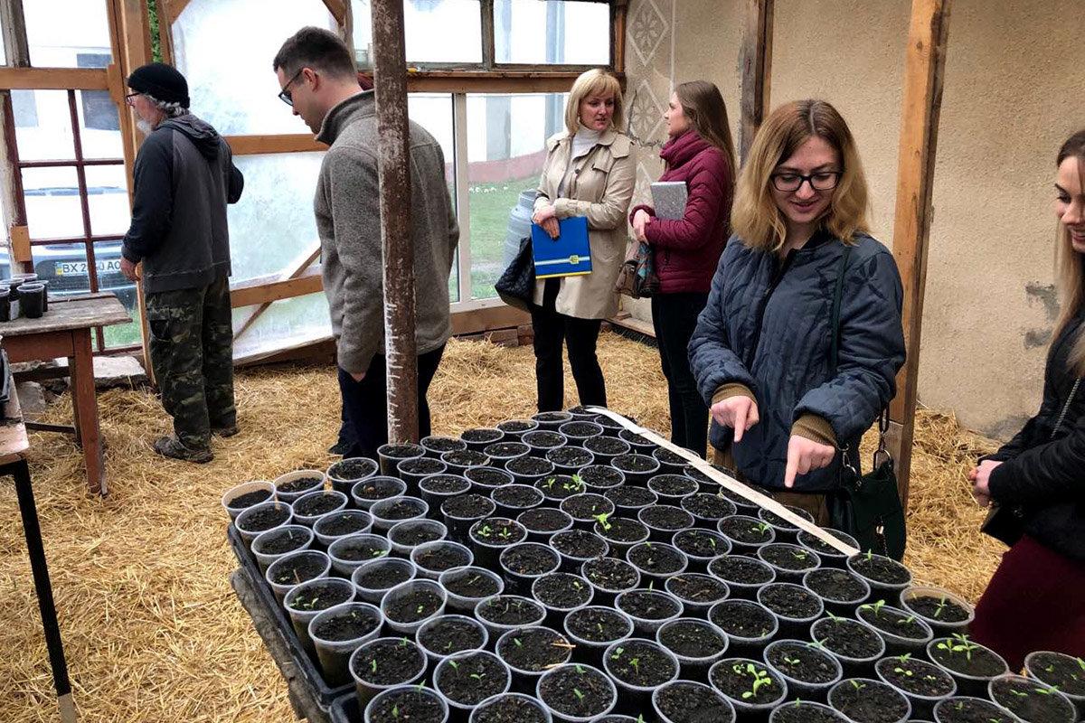 Американський фермер з Дунаєвеччини поділився досвідом із студентами ПДАТУ, фото-3