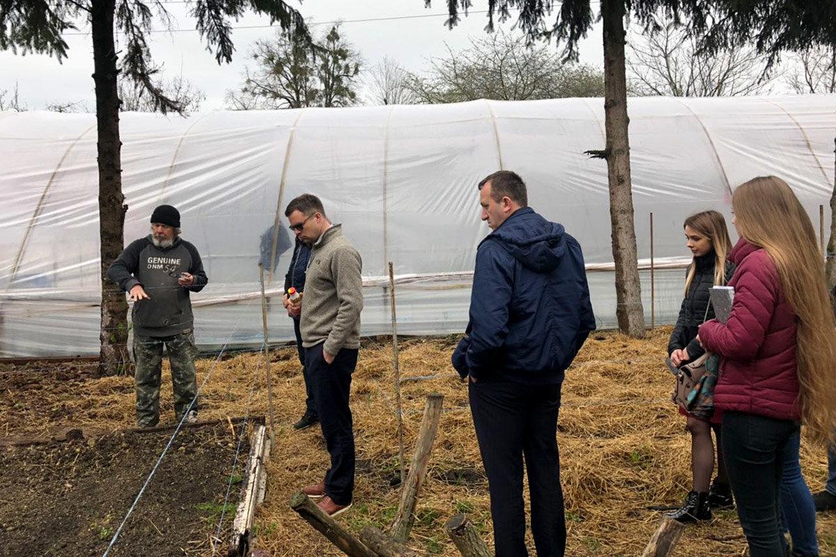 Американський фермер з Дунаєвеччини поділився досвідом із студентами ПДАТУ, фото-4